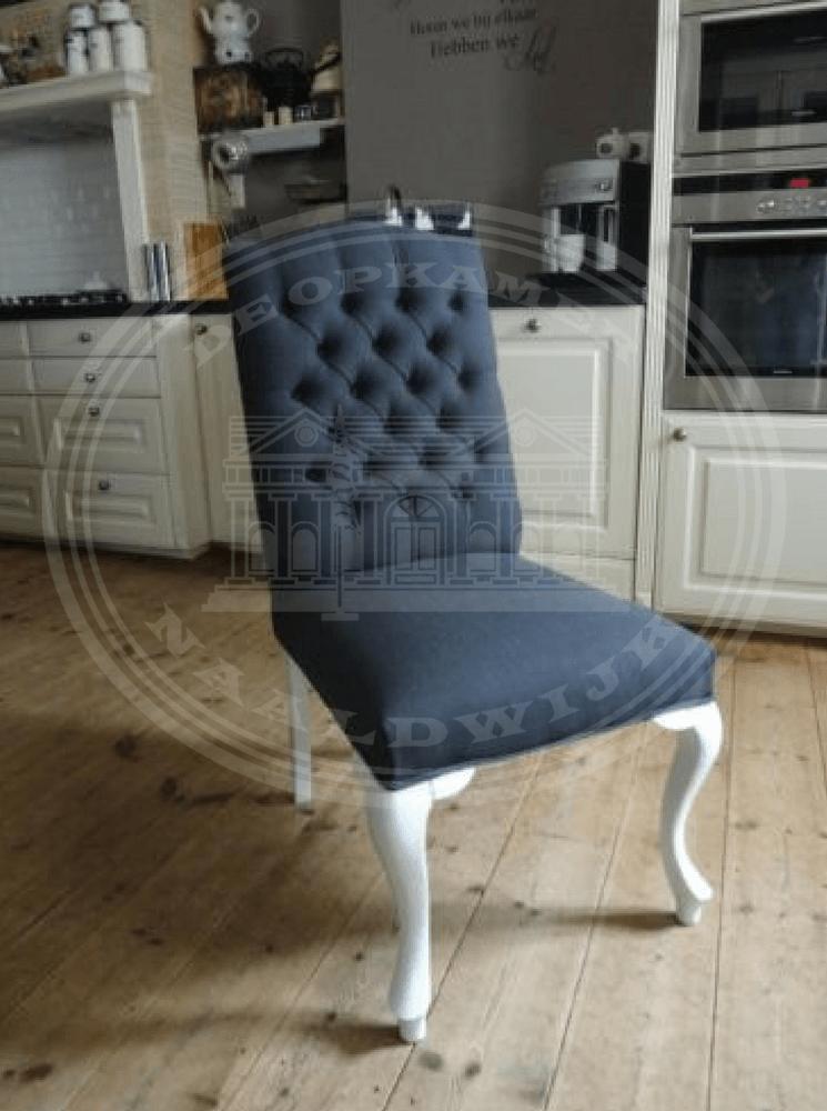 Landelijke eetkamerstoelen atelier de brocante opkamer b v for Landelijke eettafel stoelen