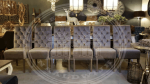 Landelijke Eettafel Stoelen : Landelijke eetkamerstoelen atelier de brocante opkamer b v