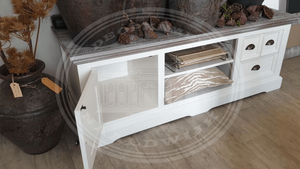 Driftwood Cabinets Tables Atelier De Brocante Opkamer Bv